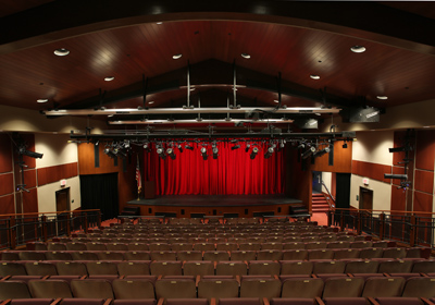 Flintridge Sacred Heart Academy Theatre Arts Building | La Canada Flintridge, CA